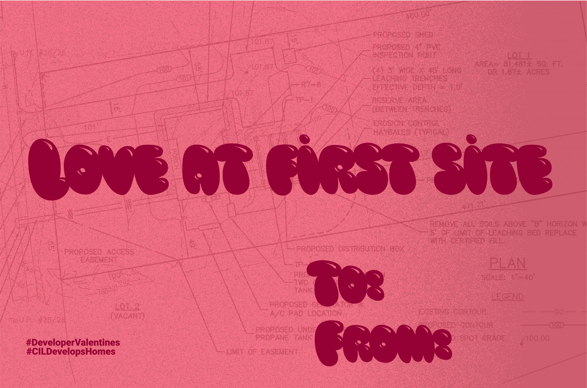 Love At First Site. #DeveloperValentines